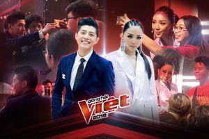 Noo Phước Thịnh và Tóc Tiên: Ai sẽ là 'idol quốc dân' trong hậu trường Vòng đối đầu 'The Voice 2018'?