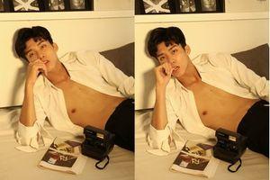 Diễn viên Nguyễn Hoàng Sơn không chọn khoe thân, chụp ảnh nude để thay đổi phong cách