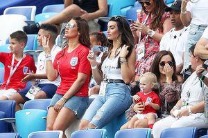Cận cảnh vẻ đẹp nổi bật của dàn vợ và bạn gái cầu thủ đội tuyển Anh