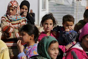 Jordan tuyên bố không tiếp nhận thêm người tị nạn Syria