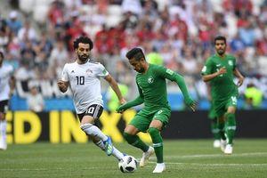 Video kết quả Ả Rập Xê Út vs Ai Cập bảng A World Cup 2018