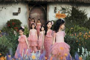 Lộ diện những thiên thần nhí tham gia Tuần lễ thời trang trẻ em Việt Nam mùa 6