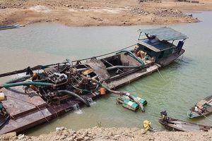 Kiểm điểm cán bộ liên quan vụ phá rừng, trộm cát tại Đa Mi