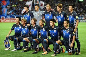 Người Nhật và đẳng cấp Châu Á ở sân chơi World Cup