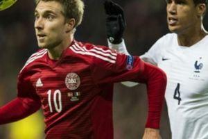 Phân tích tỷ lệ Pháp vs Đan Mạch (21h00 ngày 26.6): Nên chọn cửa dưới
