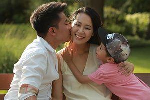 Hôn nhân viên mãn bên chồng đại gia của Dương Thùy Linh