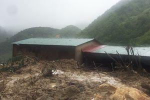 293 hộ dân ở Lai Châu đang trong vùng nguy hiểm của lũ quét, sạt lở đất
