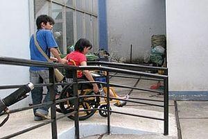 Giúp người khuyết tật tiếp cận dễ dàng hơn với cộng đồng