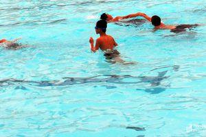 Chỉ 2 bể bơi ở TP Vinh đủ tiêu chuẩn, được cấp phép hoạt động