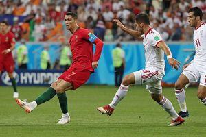 Để Iran cầm hòa, Bồ Đào Nha phải đụng độ Uruguay ở vòng knock-out