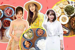 Các mỹ nhân Việt khiến chồng, người yêu sướng cả mắt lẫn miệng vì đã đẹp lại nấu ăn ngon