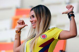 Ngắm những cô nàng cổ động viên 'nóng bỏng' nhất World Cup 2018