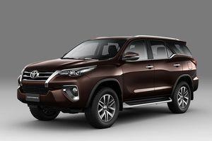 Toyota Fortuner 2018 sắp về Việt Nam tăng giá nhẹ dù hưởng thuế 0%