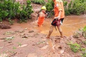 Mưa lớn, sạt lở đất, phải tạm dừng cấp điện tại một số tỉnh miền núi phía Bắc