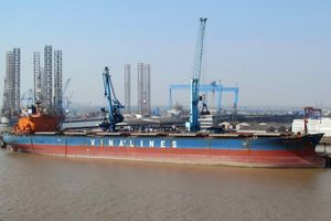 Nửa năm, Vinalines báo lỗ trên 1.100 tỷ đồng