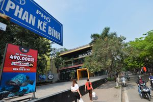 Chủ đầu tư dự án mương Phan Kế Bính kiện Chủ tịch quận Ba Đình