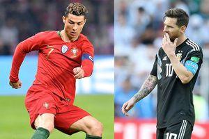 Argentina thắng 'vỡ tim', kịch bản Messi đọ sức Ronaldo được phác thảo