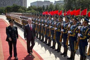Bộ trưởng Quốc phòng Mỹ không đến Bắc Kinh để 'đánh đấm'