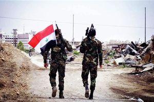 Quân đội Syria hất cẳng khủng bố, chiếm khu vực 130km vuông ở Dara'a và Sweida