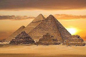 'Té ngửa' trước 4 sự thật về Kim tự tháp Ai Cập và các vị Pharaoh