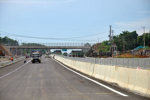 Cao tốc Tam Kỳ - Quảng Ngãi sắp thông xe, chưa thu phí