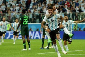 Marcos Rojo - Cứu tinh của đội tuyển Argentina