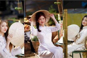 MOMOLAND mang cả áo dài, nón lá Việt Nam vào MV mới