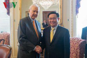 Việt Nam mong muốn phát triển quan hệ đối tác toàn diện với Hoa Kỳ