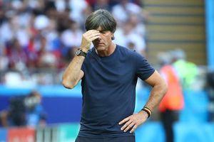 CĐV Đức phẫn nộ khi đội nhà trở thành cựu vô địch World Cup