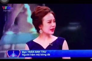 Fan bóng đá lại đòi VTV dừng đưa hot girl lên bình luận World Cup