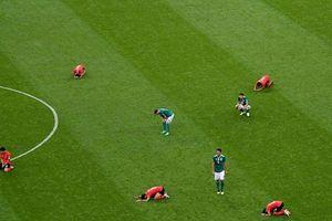 Lý do khiến cầu thủ Hàn Quốc khóc sau khi hạ bệ đội tuyển Đức
