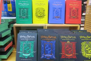 FAHASA phát hành sách Harry Potter cùng lúc với thế giới