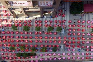 Những bức ảnh 'nghẹt thở' về Trung Quốc