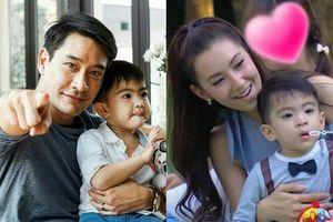 Tình hình sức khỏe 'con trai' của Pong Nawat sau gần 1 năm điều trị ung thư