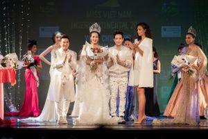 Bà chủ LoanCharmSpa đăng quang Hoa hậu Doanh nhân Người Việt Liên Lục Địa 2018