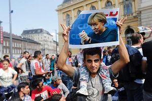 Thủ tướng Đức thừa nhận khủng hoảng di cư có thể quyết định số phận EU