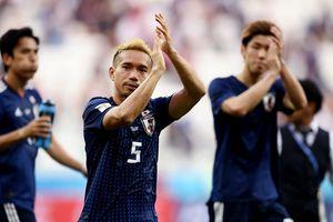 Chỉ số phụ kỳ diệu giúp Nhật Bản vượt vòng bảng World Cup là gì?