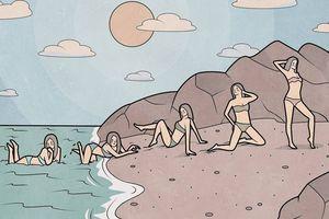 Bộ tranh biếm họa về mặt trái của cuộc sống hiện đại