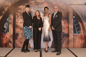Air New Zealand khởi động mùa bay thẳng thứ ba TP.HCM - Auckland