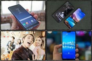 Top smartphone selfie 'xịn' nhất trên thị trường hiện nay