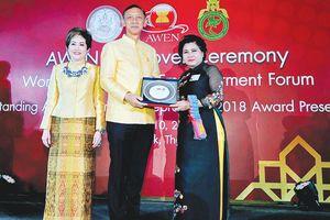 Doanh nhân Trương Tú Phương, Chủ tịch HĐQT Công ty CP Đại An : 'Tôi tự hào khi cùng người dân ly nông bất ly hương'