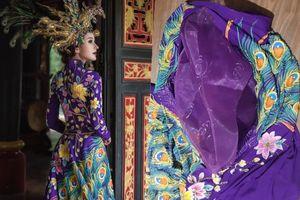 Vài giờ trước chung kết Miss Asia World 2018, Chi Nguyễn 'sốc nặng' khi trang phục dân tộc bị cắt nát không thương tiếc