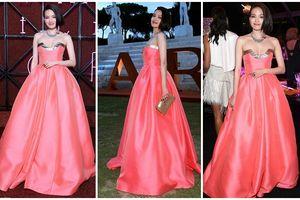 Thư Kỳ làm mát mặt toàn thể fan Châu Á khi xuất hiện lộng lẫy trong sự kiện thời trang tại Ý