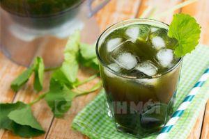 Cách làm nước rau má vừa thanh mát vừa thơm ngon, giải nhiệt cực hiệu quả