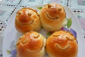 Bánh mì sữa dừa đầy hấp dẫn