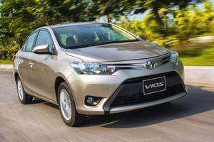Giá xe Toyota tháng 7/2018 tăng nhẹ với xe 'hot'
