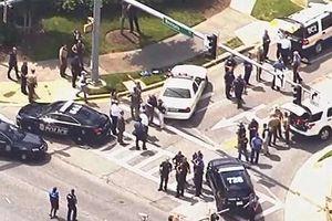 Nước Mỹ chấn động sau vụ xả súng nhằm vào tòa soạn Capital Gazette