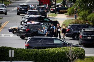 Xả súng vào tòa soạn báo ở Mỹ, ít nhất 5 người chết