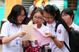 Điểm chuẩn vào lớp 10 tại Khánh Hòa năm 2018