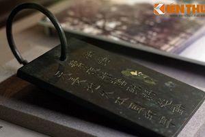 Lạ lùng đeo thẻ bài cho cây thông thời nhà Nguyễn